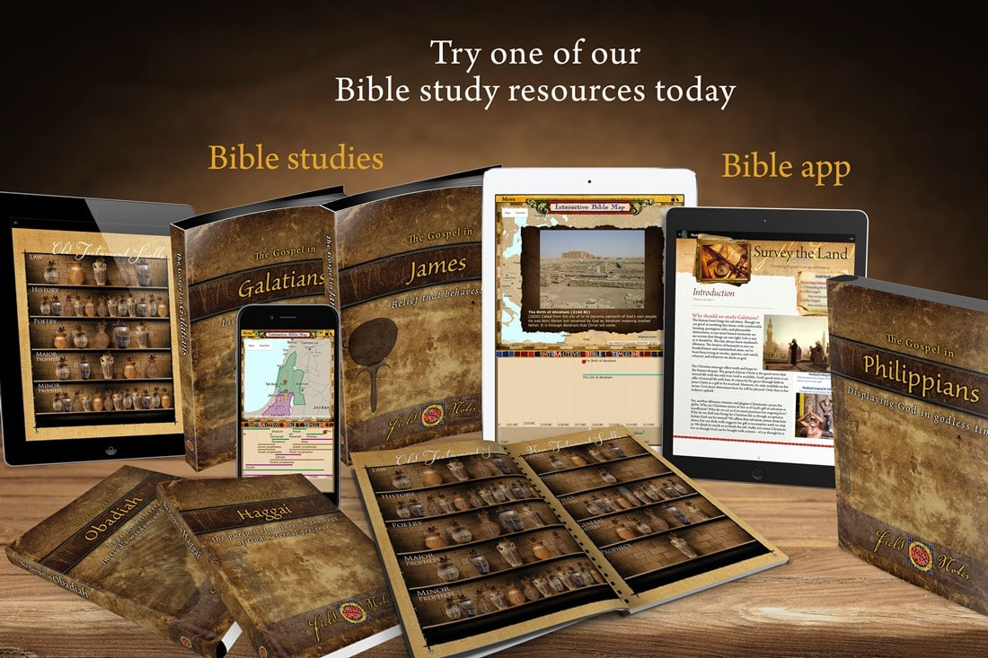 Bible studies resources