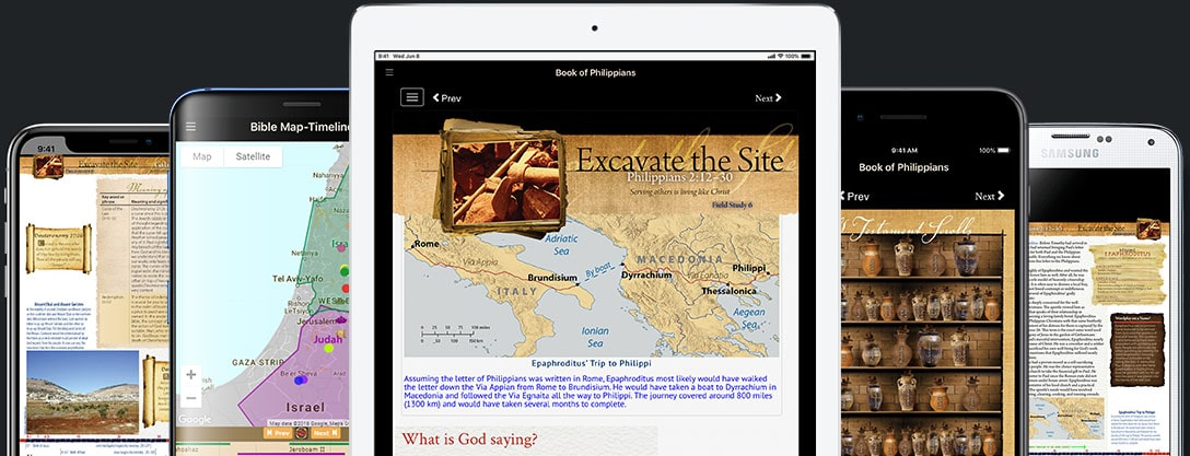 Bible App - Sacra Script